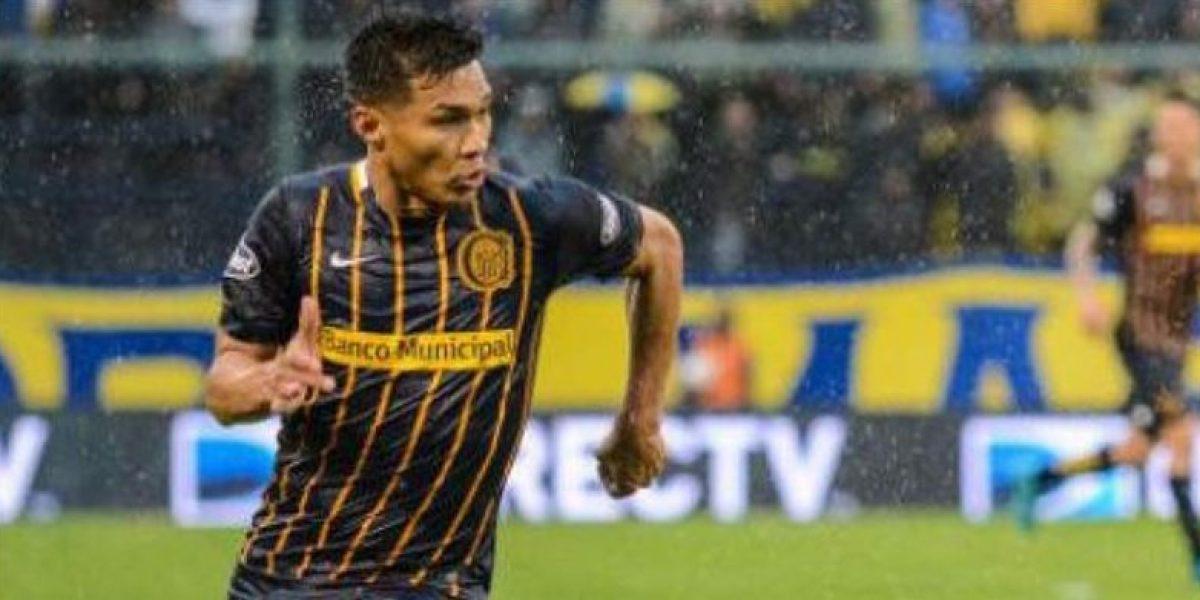 Video: Gol y pelea de Teo Gutiérrez con Central contra Boca