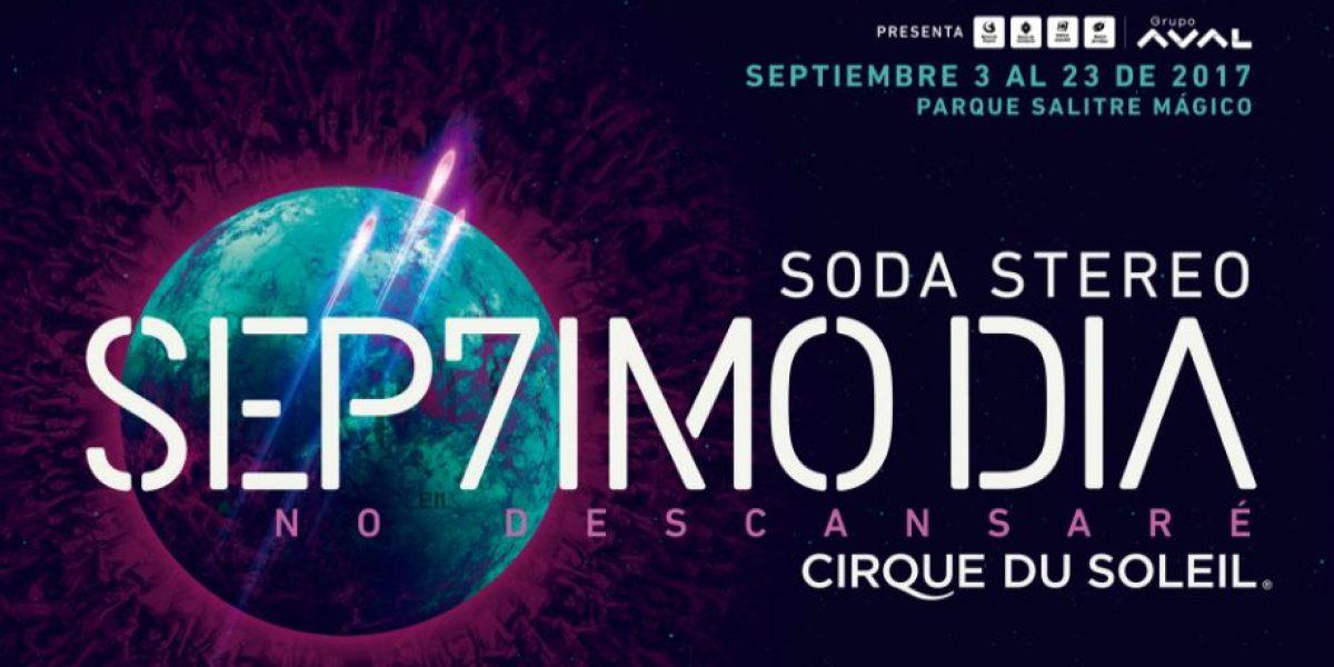 La magia de Soda Stereo volverá con el Cirque du Soleil