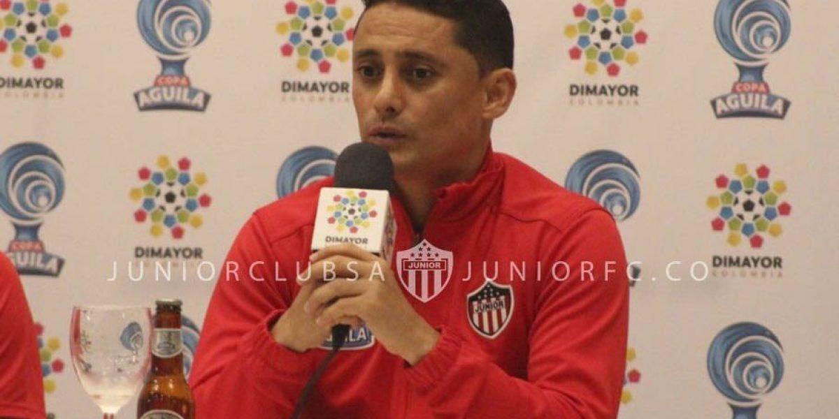 ¡Final, final no va más! Echaron a Giovanni Hernández del Junior