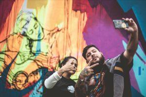 Distrito Grafiti. Imagen Por: Fotos cortesía de Nicolas Fernández y Leonardo Vanegas