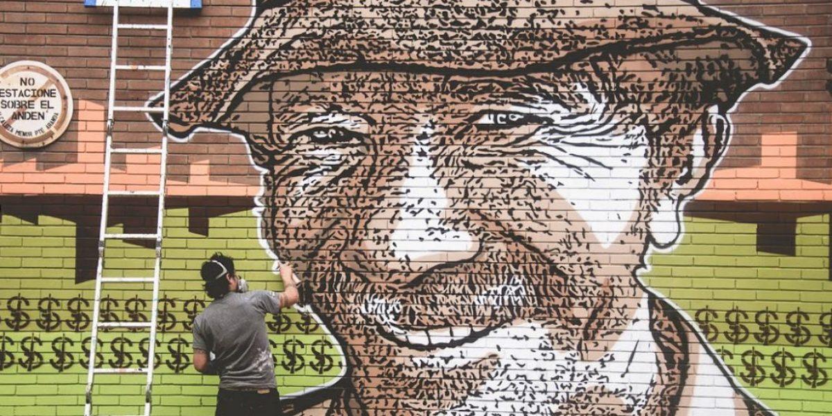 Distrito grafiti: espacio para el arte urbano en Bogotá