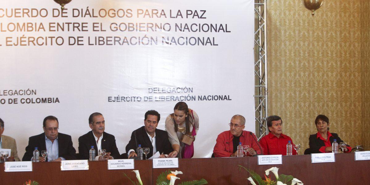 Equipo negociador del Gobierno con el Eln viajó a Quito para destrabar diálogos