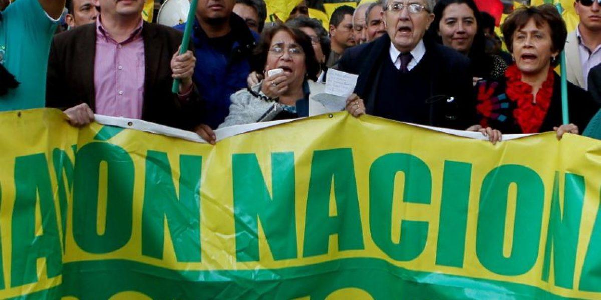124 miembros de Marcha Patriótica han sido asesinados en cuatro años