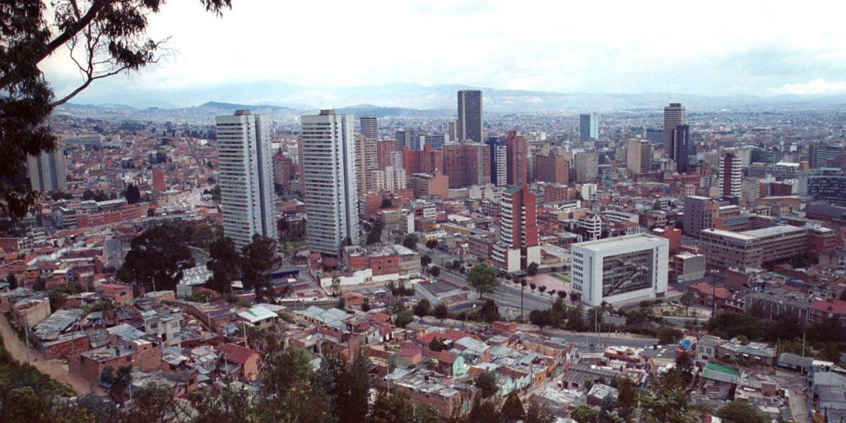 Robo masivo en conjunto residencial en Bogotá