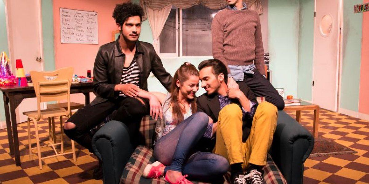 Regresa 'La serotonina', pieza teatral que aborda el complejo mundo de la relaciones de pareja