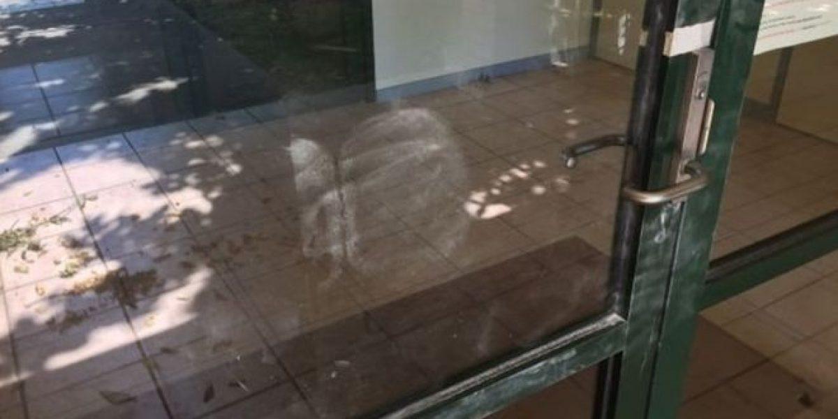 Ladrón no dejó huellas en la escena del crimen pero sí la marca de sus nalgas