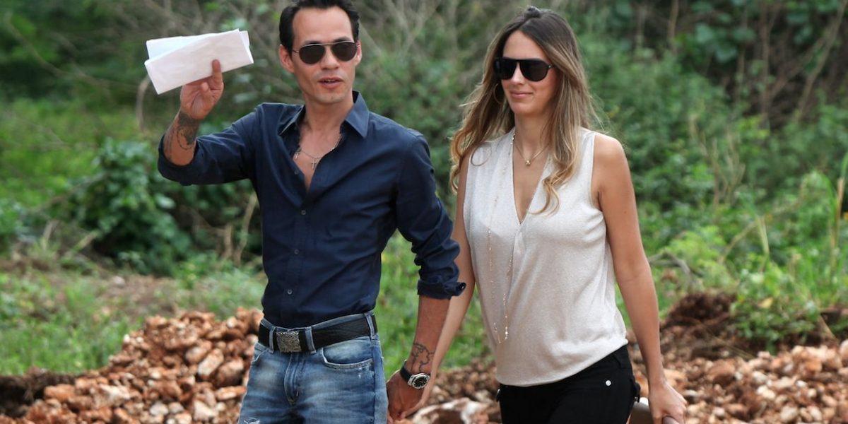 Medio revela las razones del divorcio de Marc Anthony y Shannon de Lima