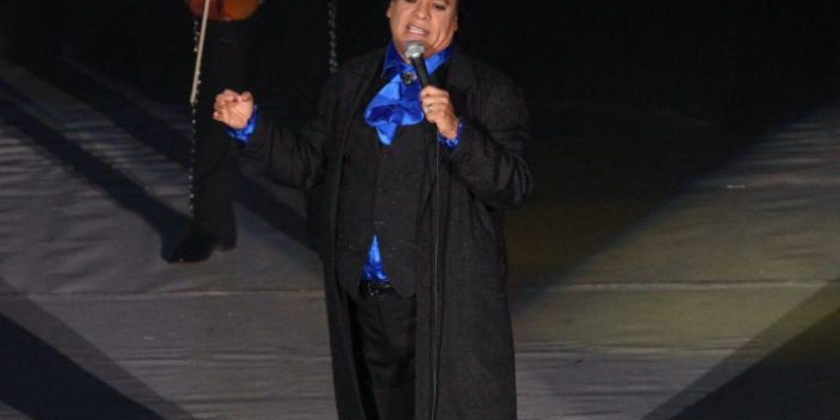 Prueba de ADN confirma que Juan Gabriel tiene otro hijo