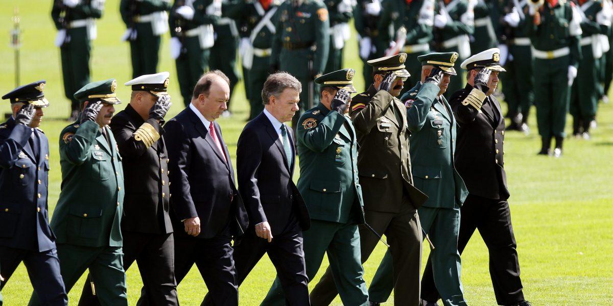 Militares dicen que se cruzó una línea roja en el acuerdo de paz