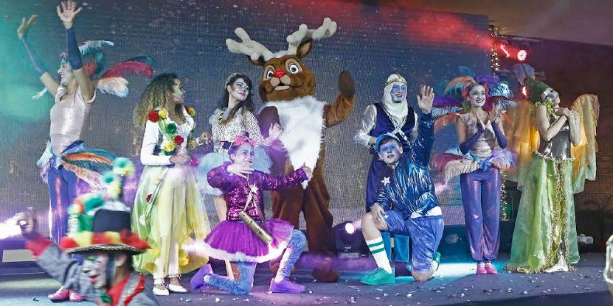 En El Tesoro de Medellín ya se vive la magia de la Navidad