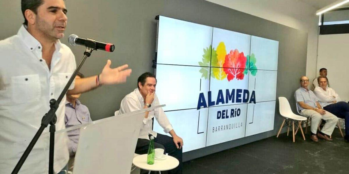Ponen primera piedra para sede de la Selección Colombia en Barranquilla