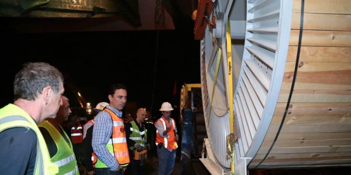 EPM logró indemnización por daño en la central de Guatapé