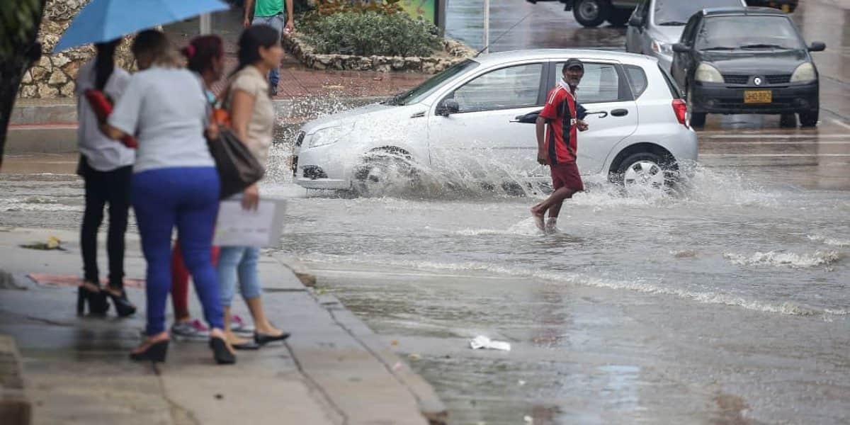 Restricciones por lluvias que dejará Otto este fin de semana en la Costa Caribe