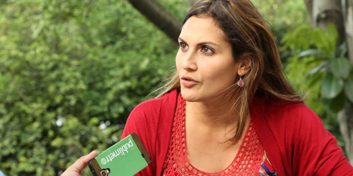 """""""Cali es resiliente y tiene mucho potencial"""": Vivian Argueta Bernal"""