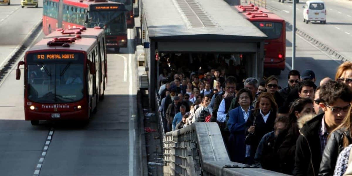 Estos son los cambios que tendrá TransMilenio durante Navidad