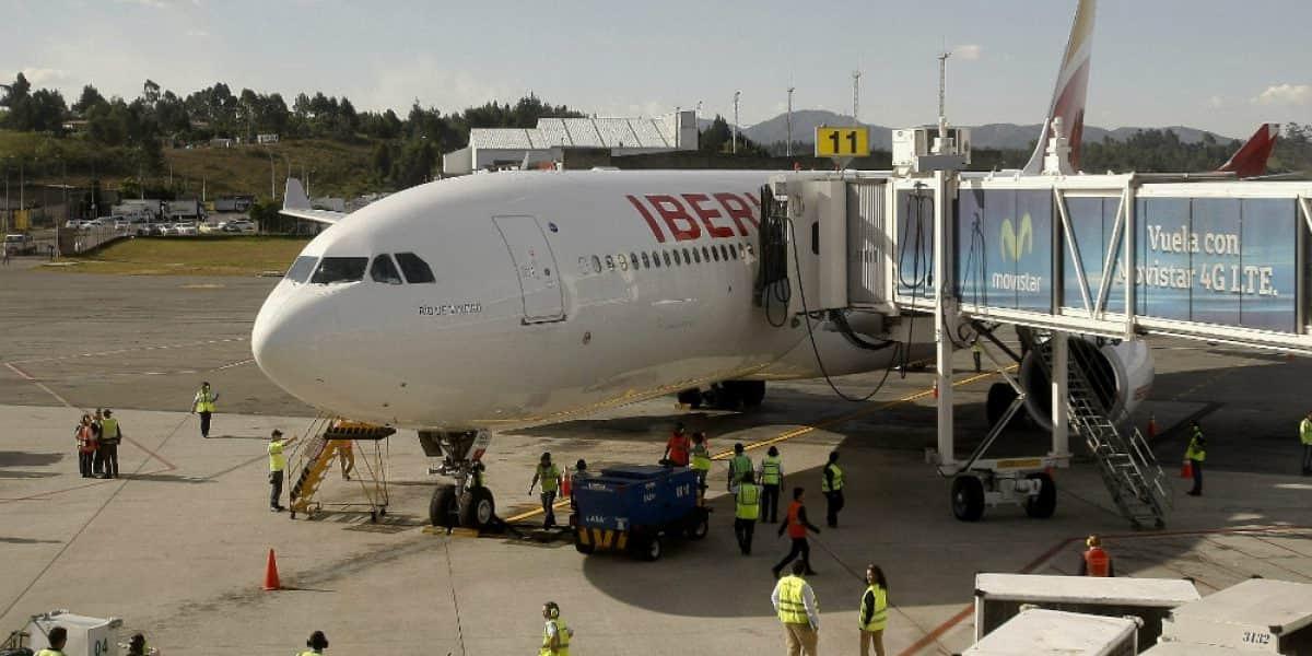 Ruta Cali-Madrid de Iberia será suspendida desde abril de 2017