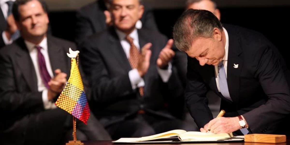 El trámite para refrendar el acuerdo de paz con las Farc en el Congreso