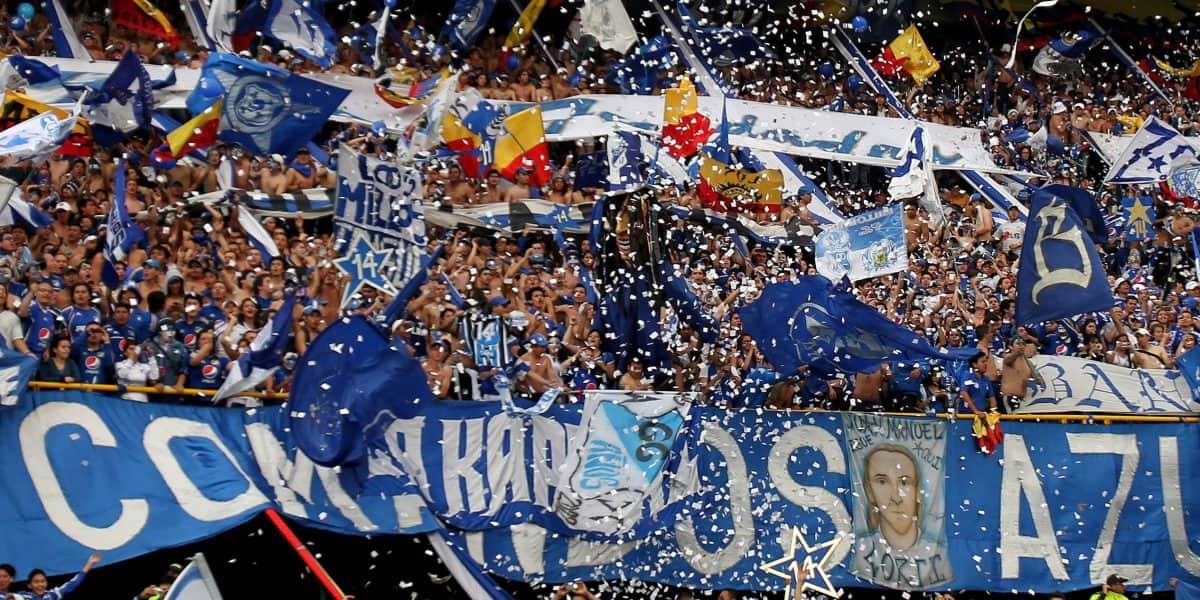 Fuerte mensaje en redes a hinchas de Millonarios previo al partido con Nacional