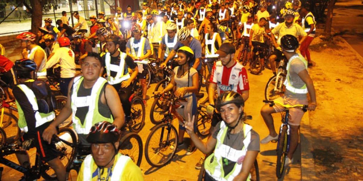 A pedalear por el Día Internacional de la NO Violencia contra la Mujer