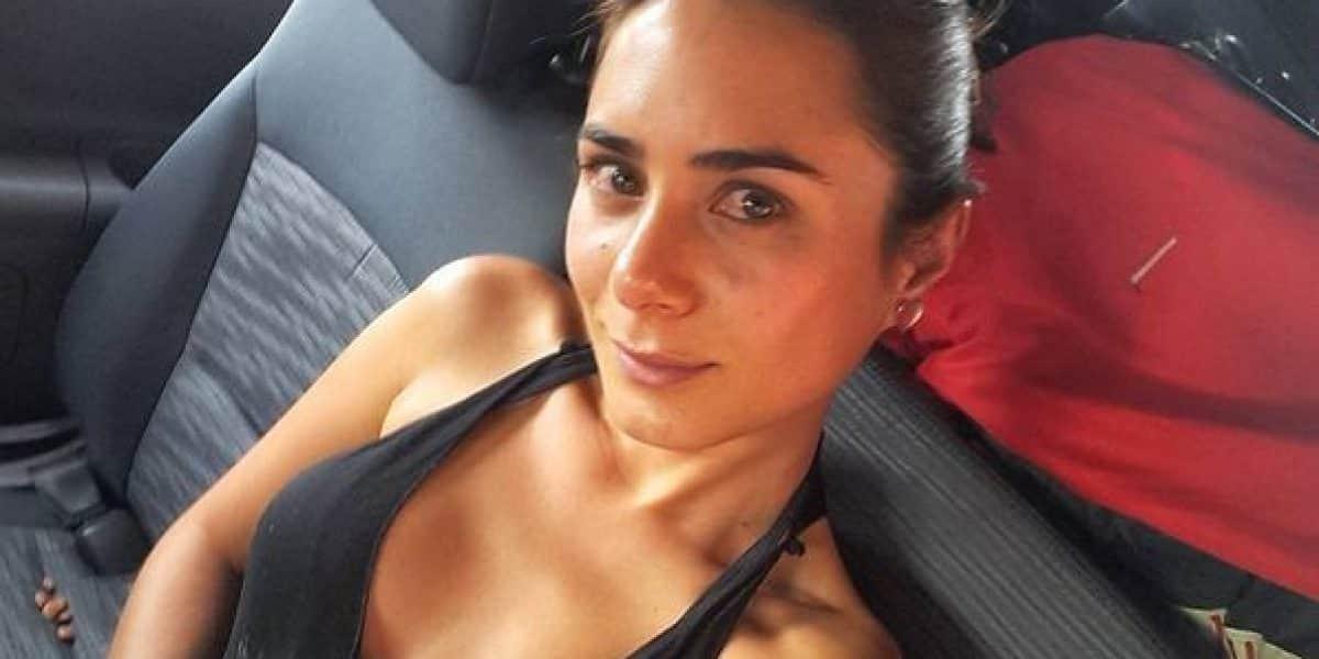 La respuesta de Johanna Fadul a quien la criticó por el tamaño de sus senos