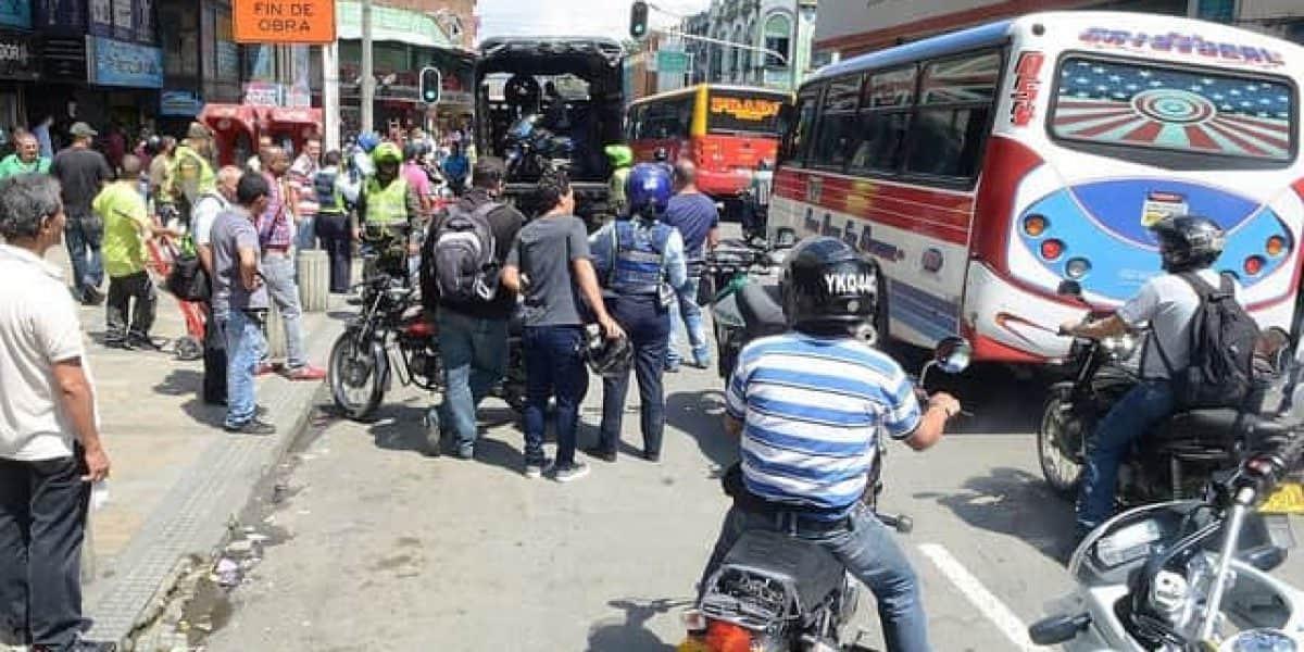 Accidentes de tránsito dejan 6 muertos en menos de 48 horas en Antioquia