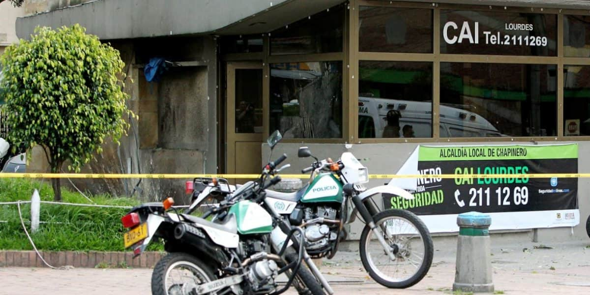 Encuentran muerto a policía del CAI de Chapinero