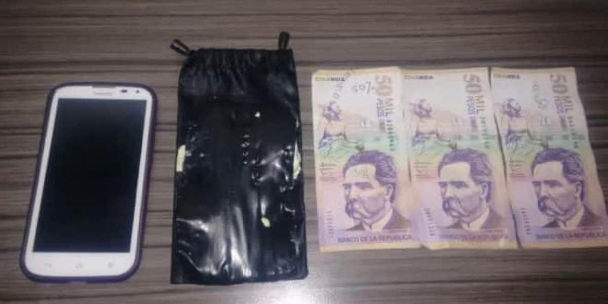 Vendía celulares y hacía el 'cambiazo' por un jabón en Montería