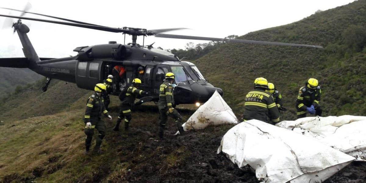 Se hubieran podido salvar más vidas pero no habían los recursos: Comandante de bomberos