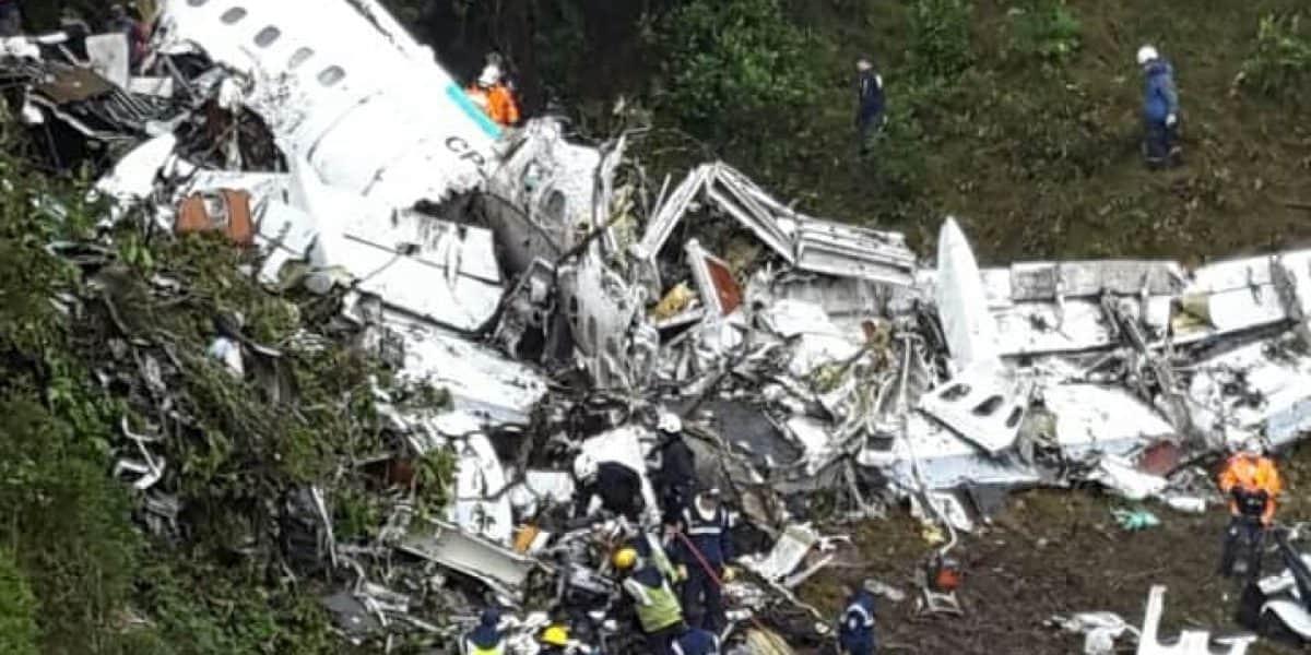 ¿Un rayo? La versión que da el dueño del avión Lamia sobre el accidente