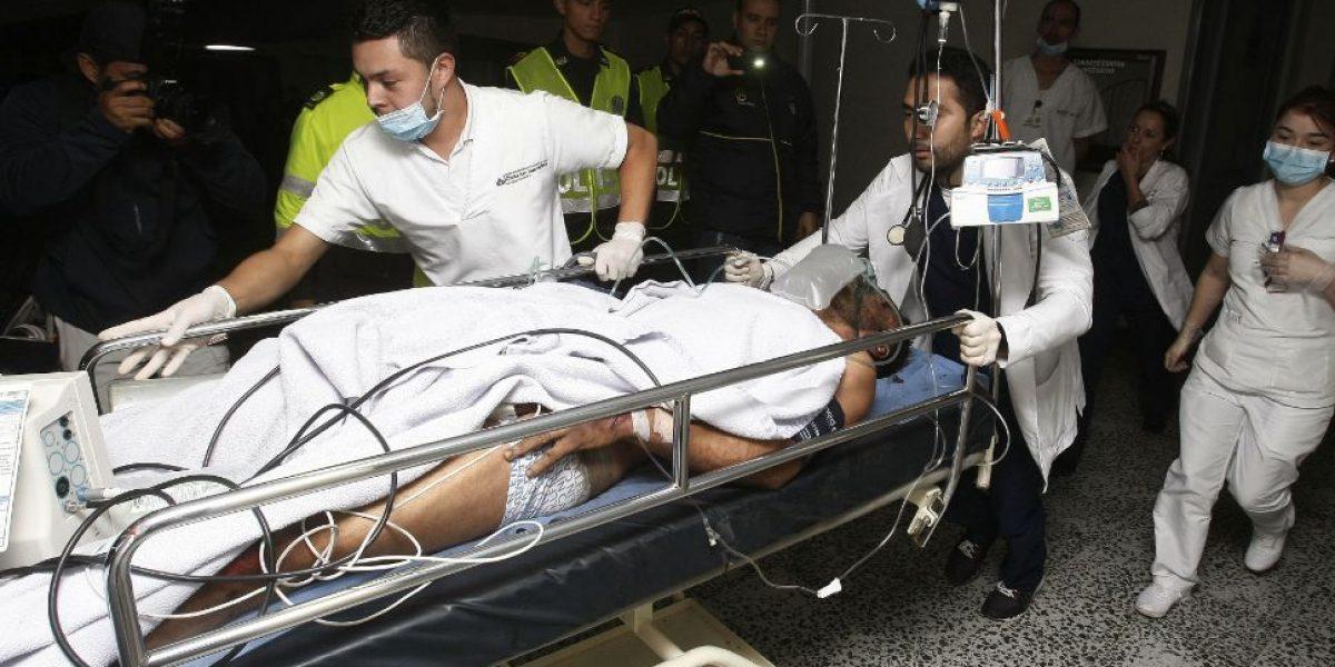 Parte médico de tres sobrevivientes del accidente aéreo de Chapecoense