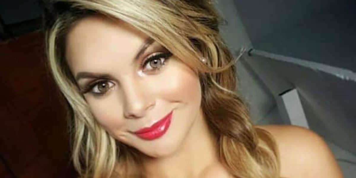 Alejandra Serje, protagonista de Nuestra Tele, está embarazada