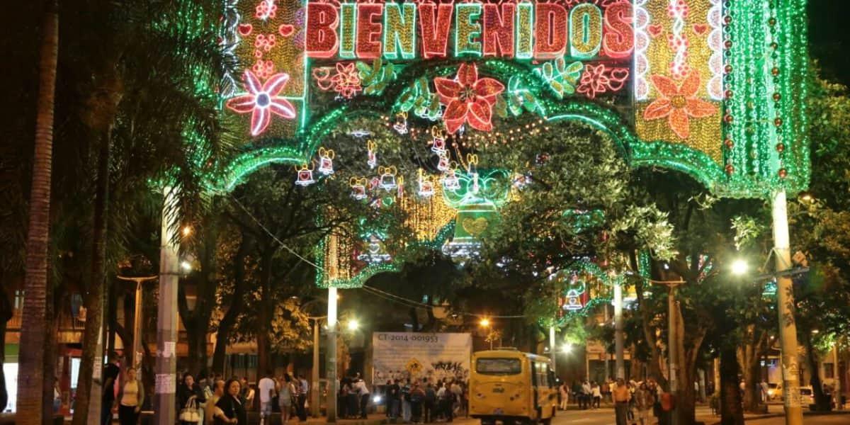 Se aplaza el encendido del Alumbrado Navideño en Medellín