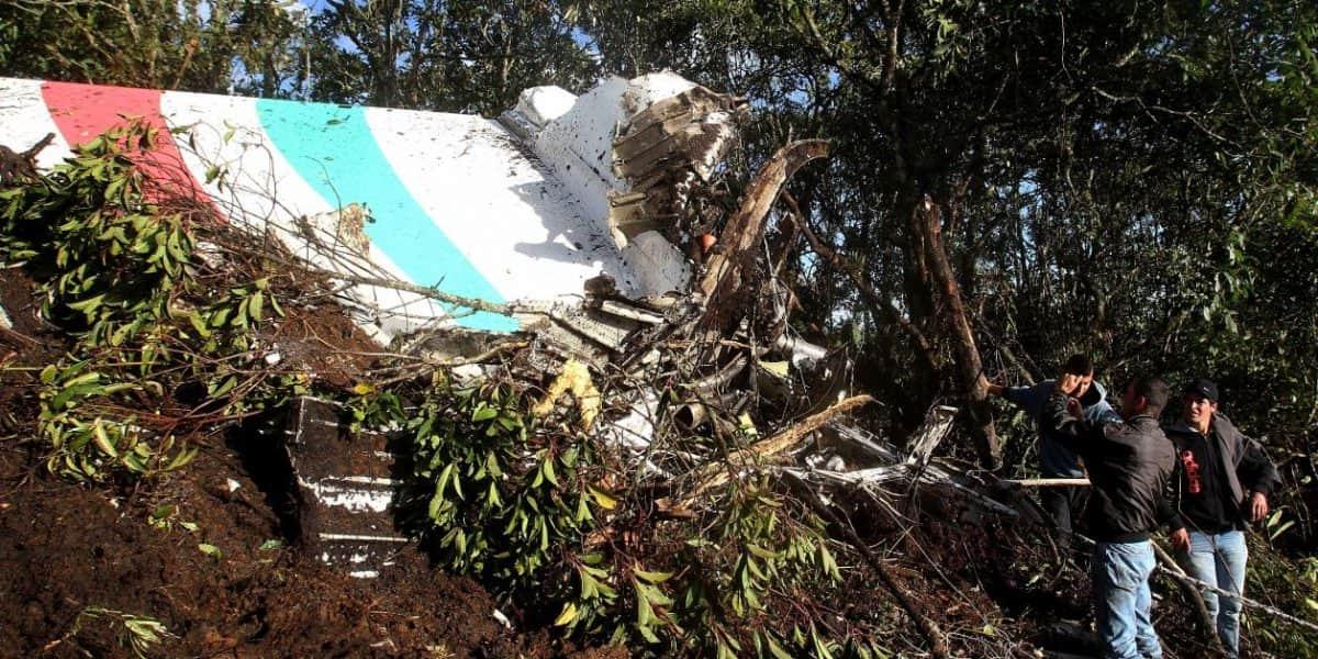 Lamia dice que su avión pasó todos los controles y pilotos estaban en regla