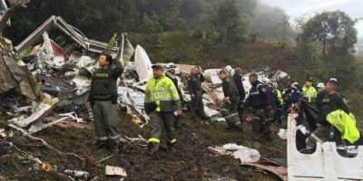 La Dimayor lamenta la tragedia aérea del brasileño Chapecoense