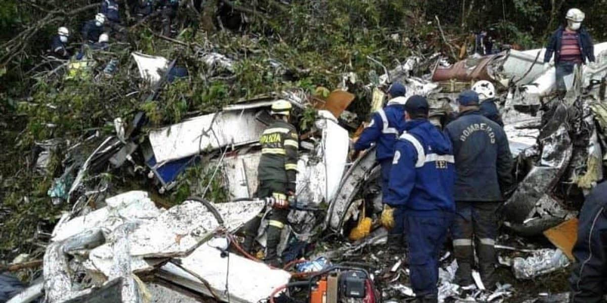Presidente de Brasil decreta 3 días de luto oficial por la tragedia del Chapecoense