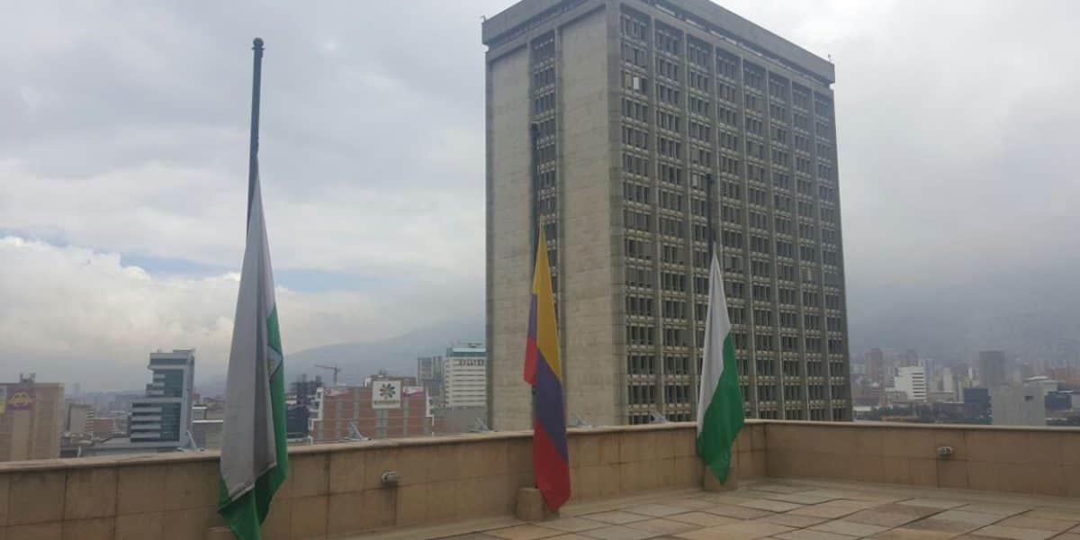 Se decretan dos días de luto en el Departamento de Antioquia