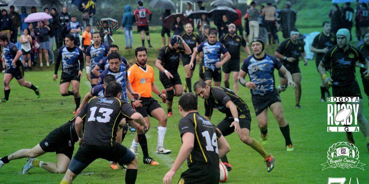 Minotauros, campeón de la Liga de Rugby de Bogotá