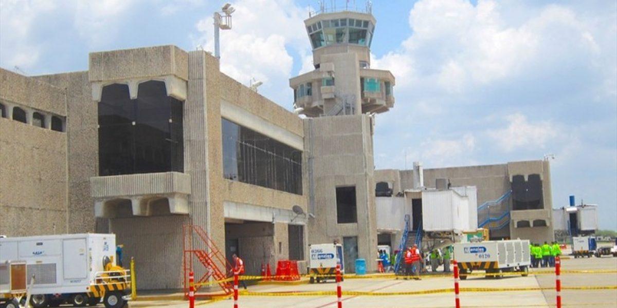 Anuncian simulacro de emergencia en el Aeropuerto de Barranquilla