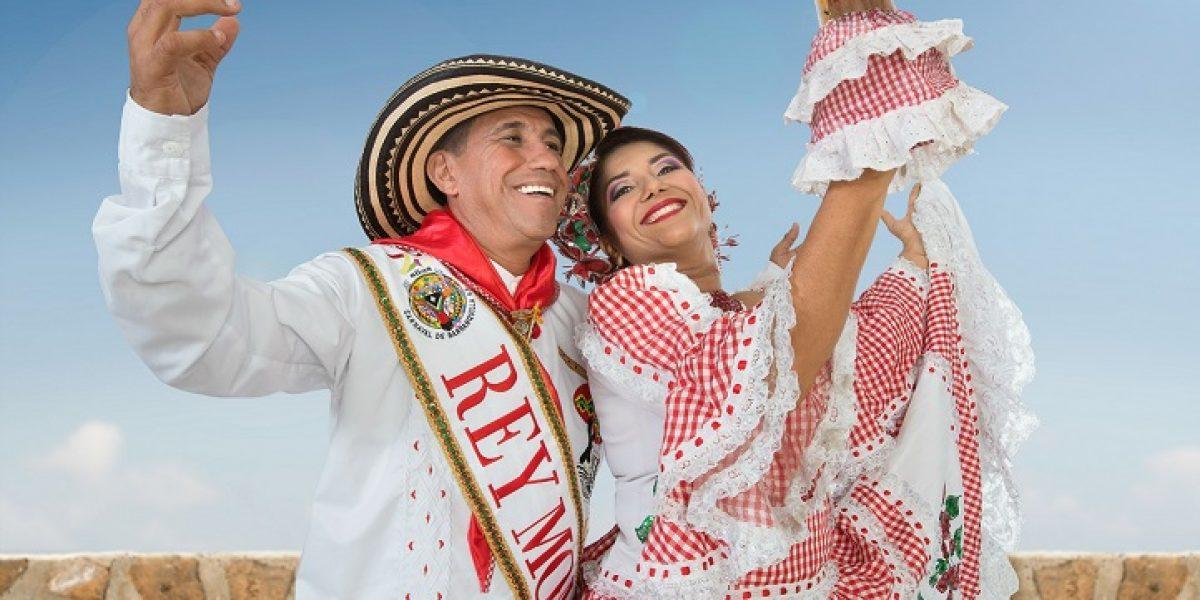 Festival de Parejas de Cumbia en la agenda de Barranquilla