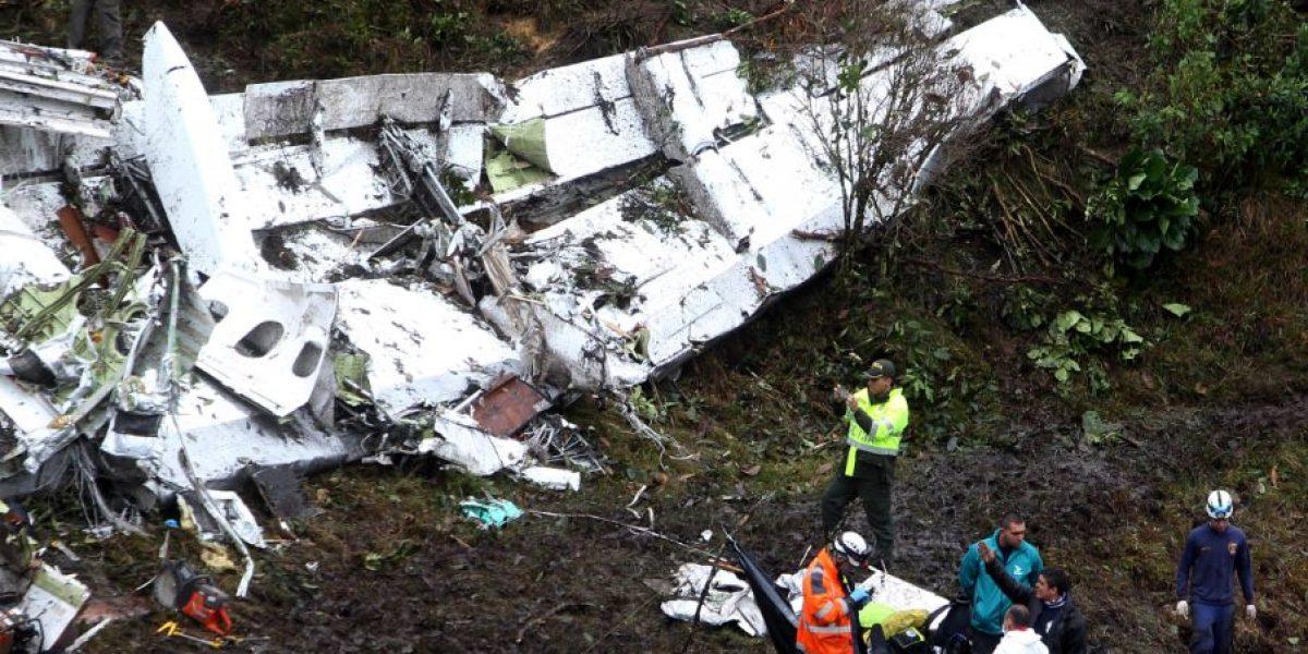 El último audio enviado por piloto del vuelo Chapecoense, a su familia