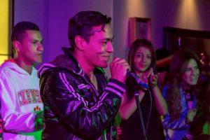 Jóvenes del Bronx en Hard Rock Café. Imagen Por: Cortesía