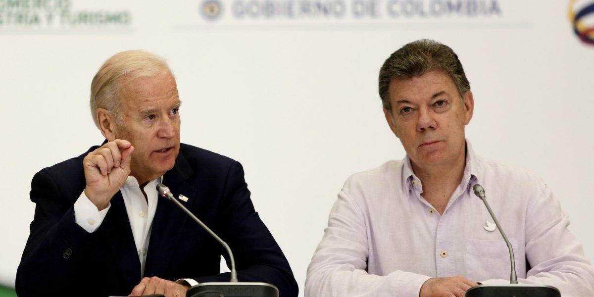 El consejo de Biden a Santos para