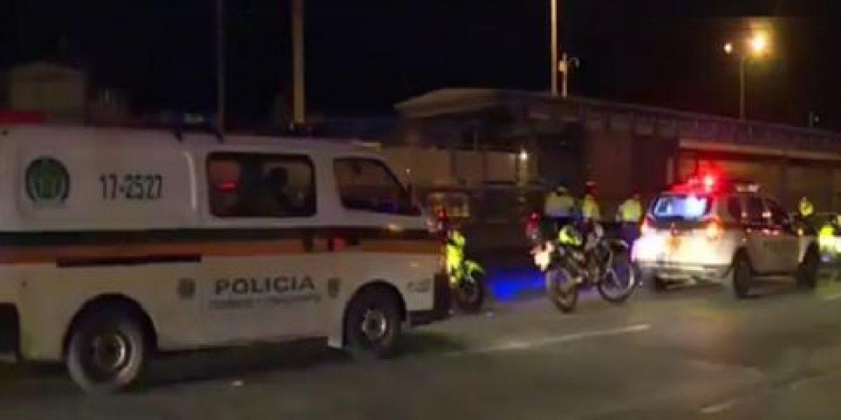 Policía refuerza los controles contra piques clandestinos en Bogotá