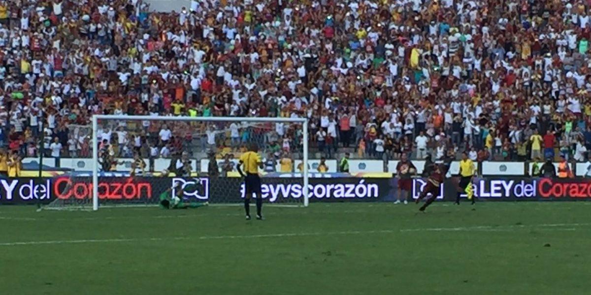 Deportes Tolima pasó por penales y es semifinalista de la Liga Águila