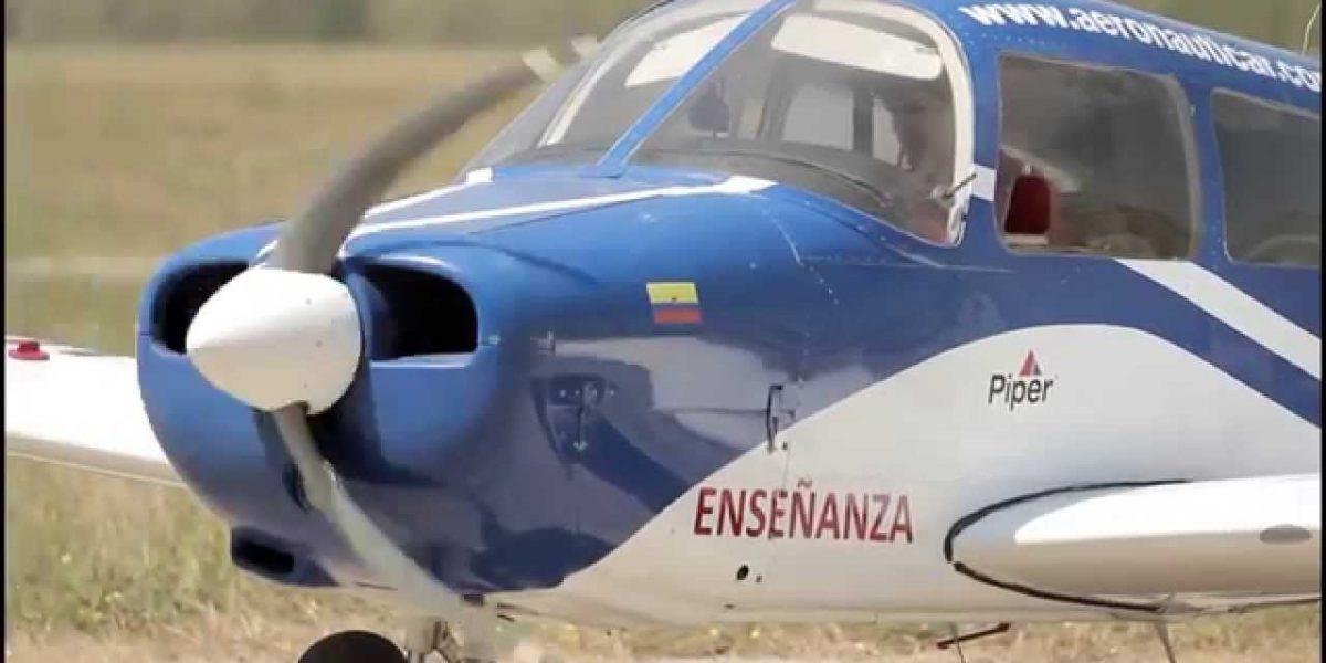 Cae avioneta en el río Magdalena cerca a Barranquilla