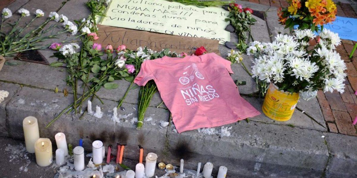Colombianos claman justicia para Yuliana Sambony