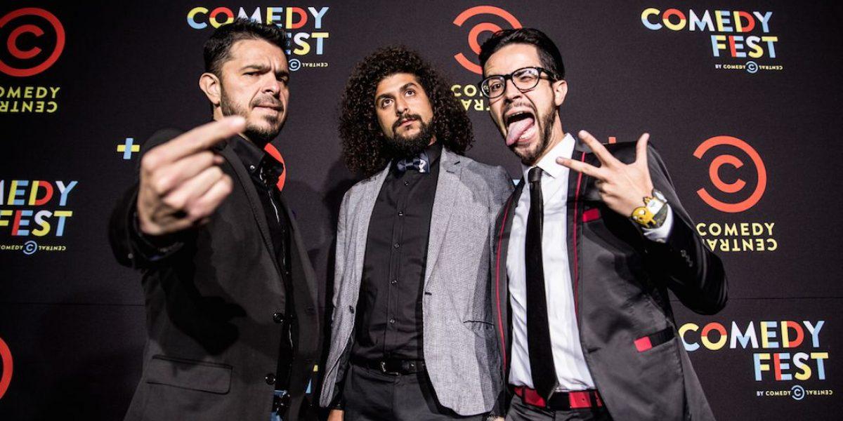 La comedia colombiana se tomó la Ciudad de México