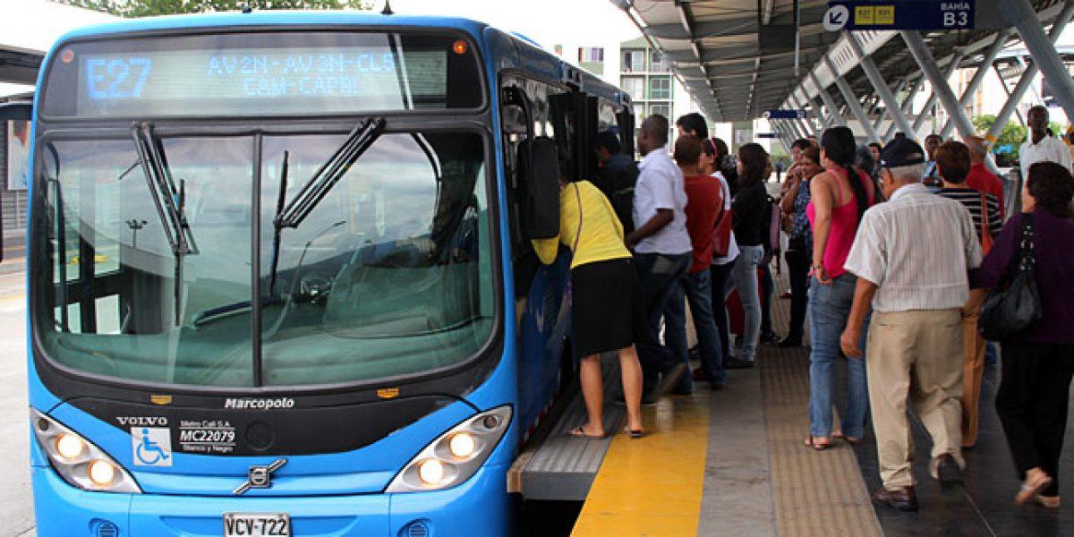 Hasta finales de enero estará fuera de servicio la ruta P17 del MIO |  Publimetro Colombia