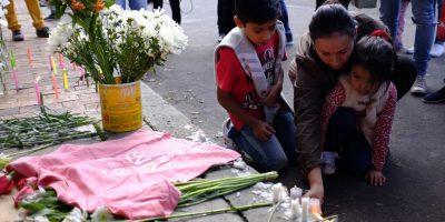 homenaje-yuliana-7. Imagen Por: Juan Pablo Pino - Publimetro