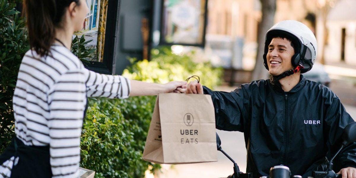 ¿Domicilio de comida? UberEATS llega a Bogotá